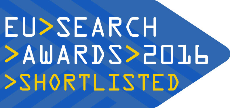 European Search Awards Finalists