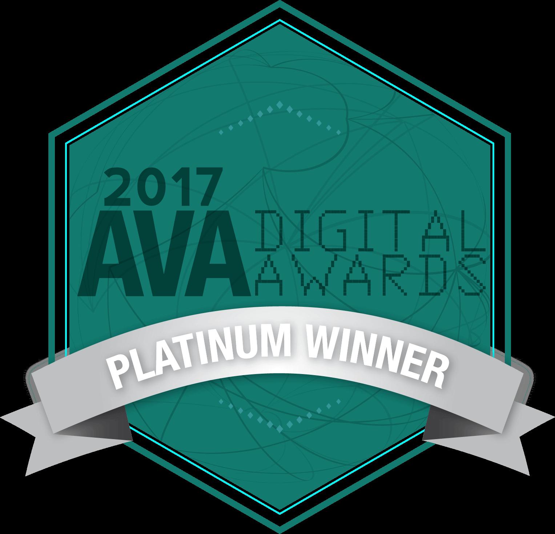 The SEO Works - AVA Digital Awards Platinum Winner