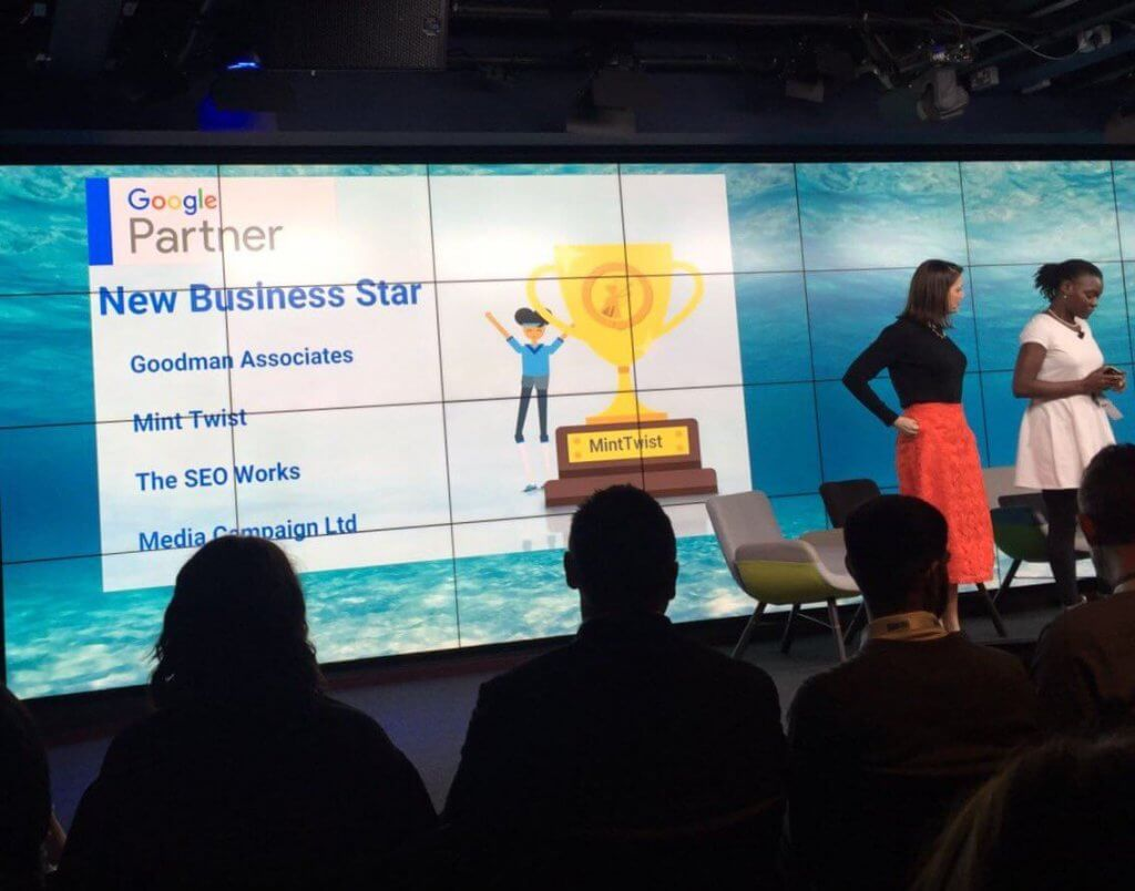 Google Partners Awards SEO Works