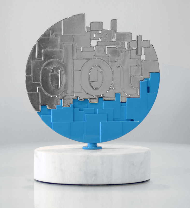 The SEO Works dotCOMM platinum award