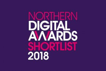 Northern Digital Awards shortlisted