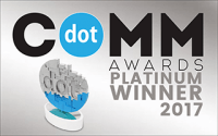 DotComm Award Winner