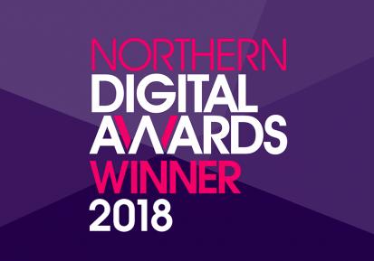 Northern Digital Awards Winner