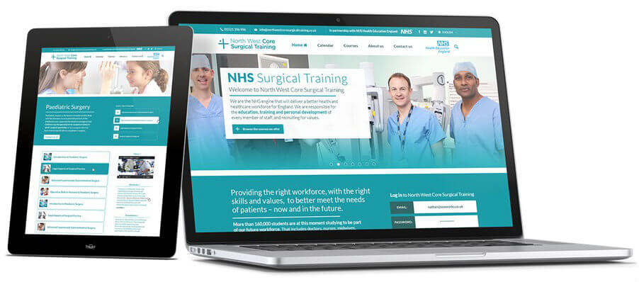 Healthcare marketing agency creates new NHS surgical training platform