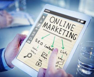 Common online marketing strategies