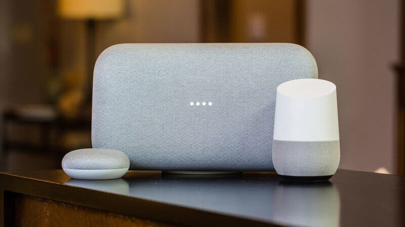Google Home Voice Search