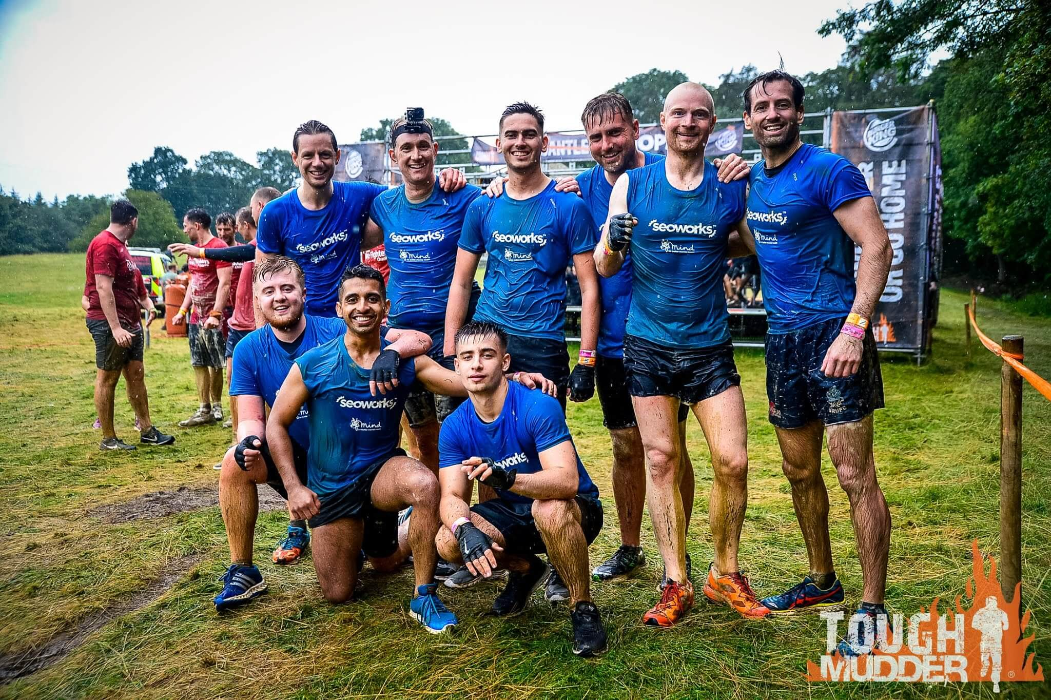SEO Works does Tough Mudder