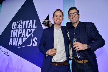 Digital Impact Awards Winner