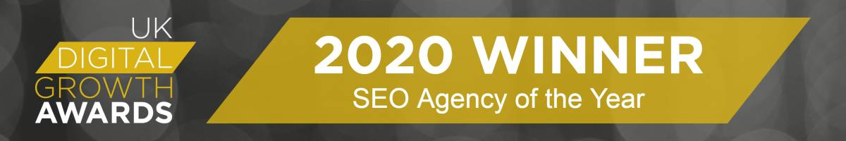SEO Agency of the Year
