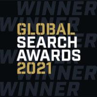 Global Search Awards Winner